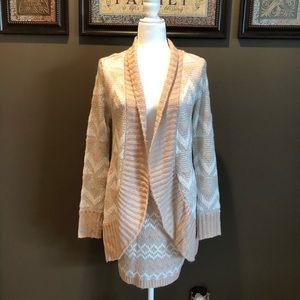 Maurice's Cardigan/Skirt Set